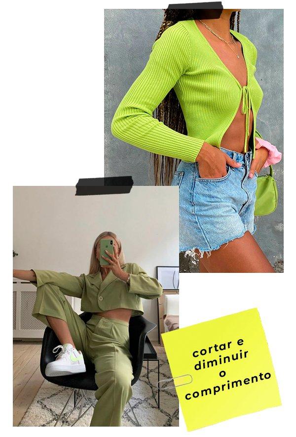 It girls - Cortar - Customização - Inverno - Em casa - https://stealthelook.com.br