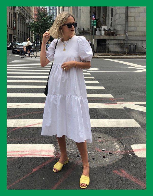 Eliza Grace Huber - modelo de vestido - vestidos - inverno - street style - https://stealthelook.com.br