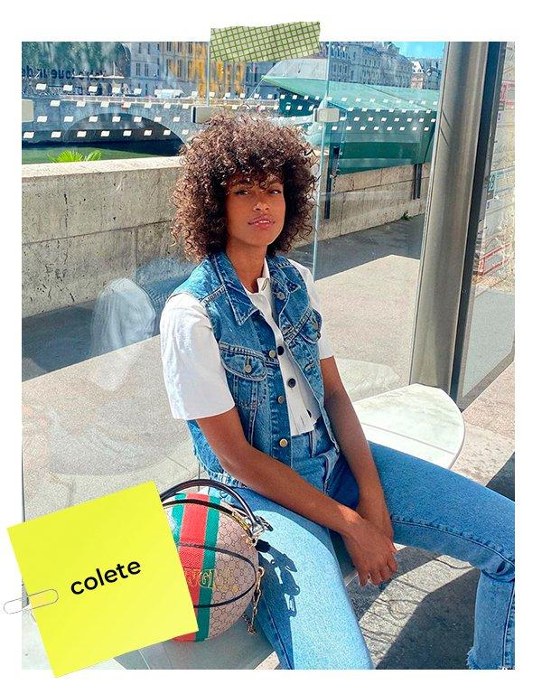 It girls - Colete - Primavera 2020 - Inverno - Street Style - https://stealthelook.com.br