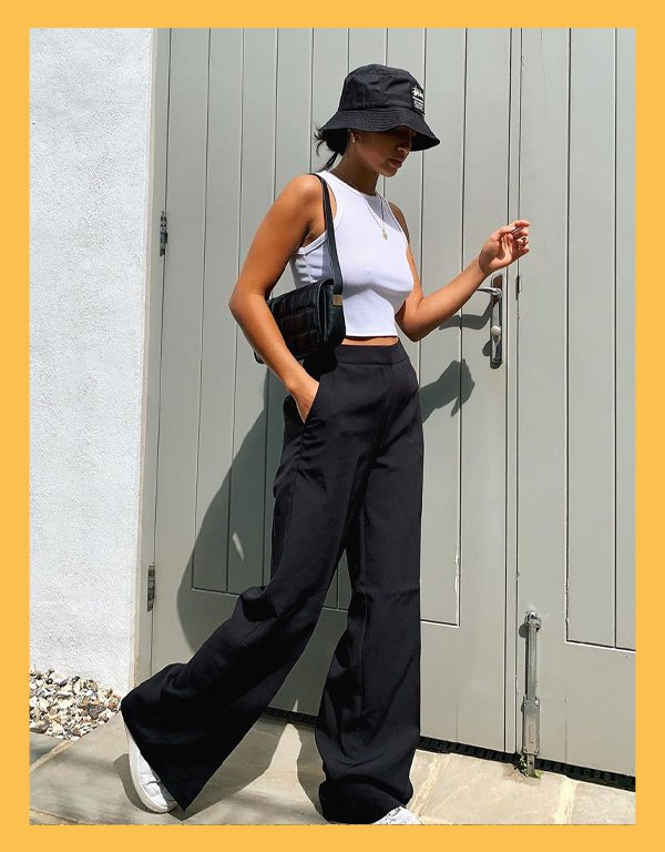 Hanna Roslan - bucket hat - acessórios de verão - verão - street style - https://stealthelook.com.br