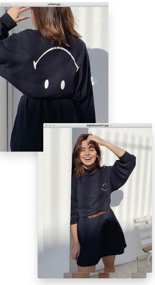 Bruna Lys - vestido - smiley - verão - em-casa - https://stealthelook.com.br