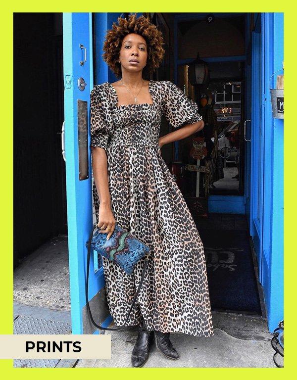 Karen Blanchard - vestidos de mangas bufantes - modelos de vestidos - verão - street style - https://stealthelook.com.br