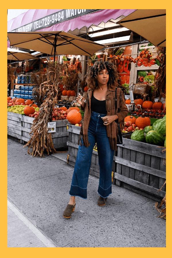 Karen Blanchard - Calça jeans - Calça Jeans  - verão - street style  - https://stealthelook.com.br