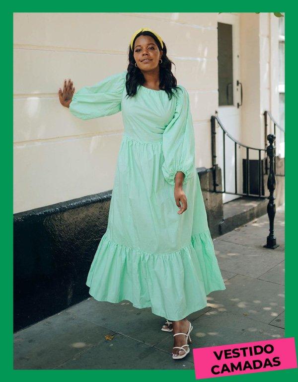 Karina - modelos de vestidos essenciais - looks de verão - inverno - street style - https://stealthelook.com.br