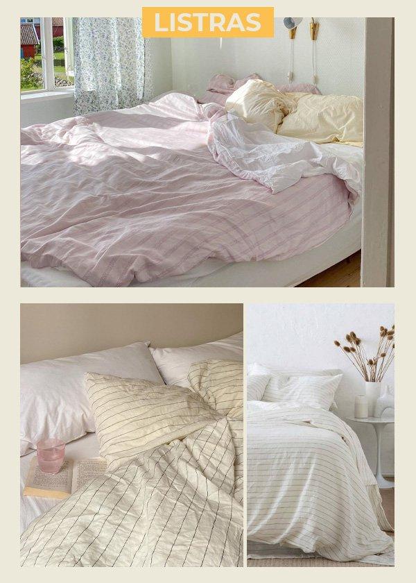 Matilda Djerf, Cultiver - lençóis de cama - melhores lençóis - inverno - street style - https://stealthelook.com.br