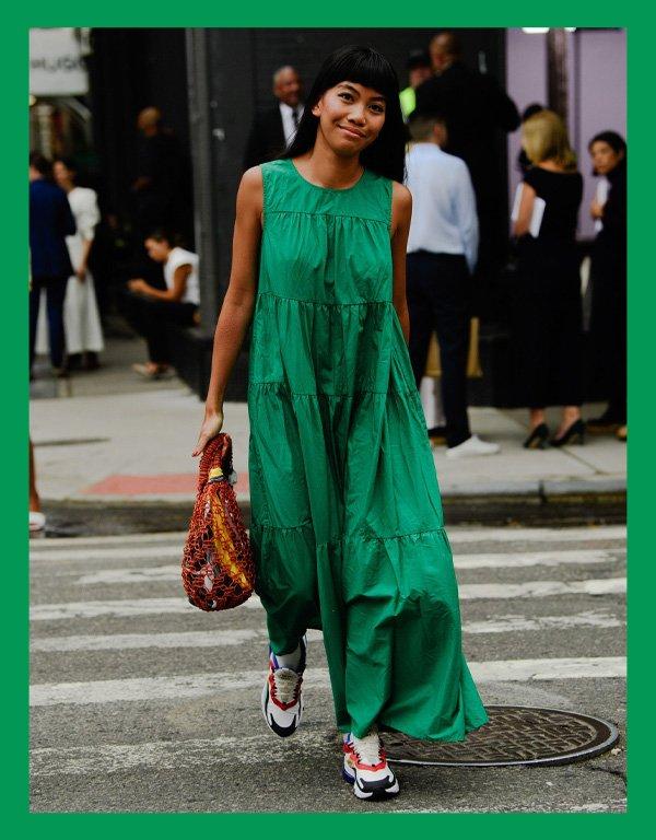 Street stYLE - modelo de vestido - vestido - inverno - street style - https://stealthelook.com.br