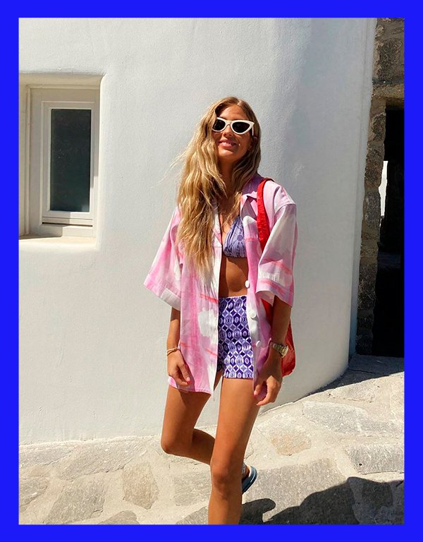 It girls - Camisa - Tie dye - Inverno - Street Style - https://stealthelook.com.br