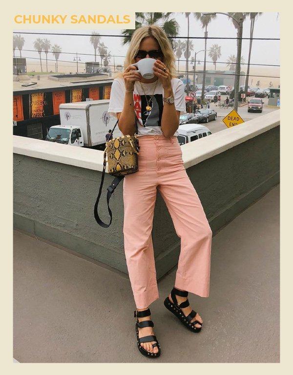 Lucy Williams - tendências de sapatos - tendências de verão 2020 - verão - street style - https://stealthelook.com.br