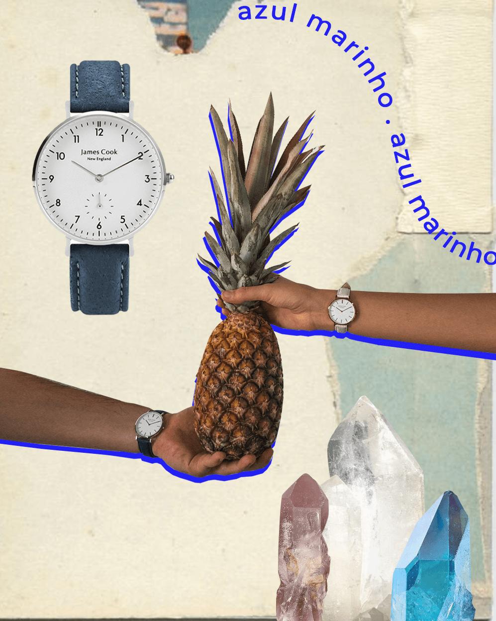 It girls - James Cook - Relógio - Inverno - Em casa - https://stealthelook.com.br