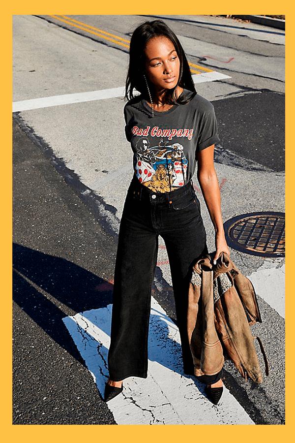 Pinterest - Calça jeans - Calça Jeans  - verão - street style  - https://stealthelook.com.br
