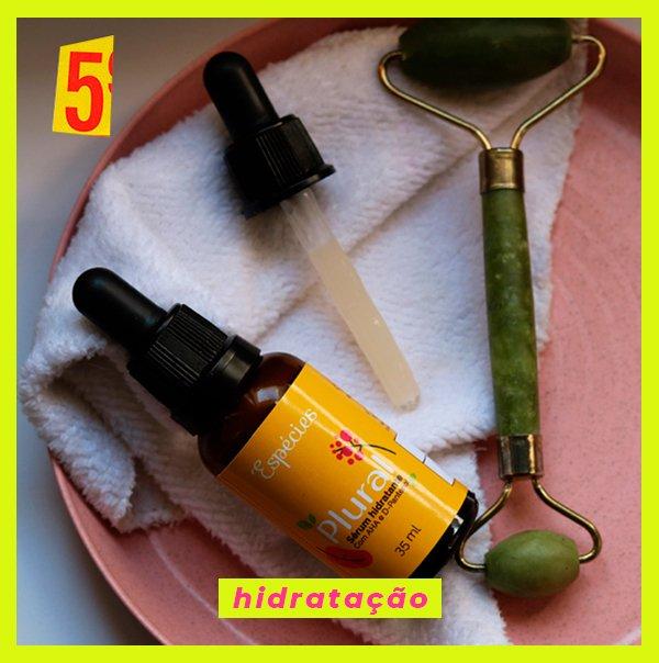 It girls - Sérum hidratante - Rotina de skincare - Inverno - Em casa - https://stealthelook.com.br