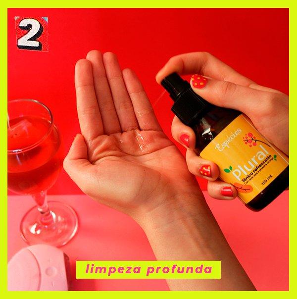 It girls - Tonico refrescante - Rotina de skincare - Inverno - Em casa - https://stealthelook.com.br