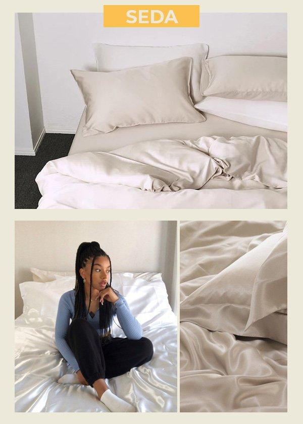 Lisa Onuoha - lençóis de cama - jogo de cama - inverno - street style - https://stealthelook.com.br