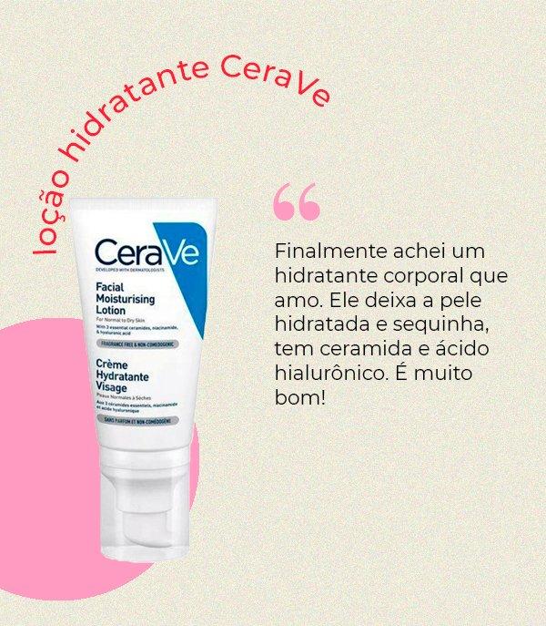 Thaila Ayala - CeraVe - Skincare - Inverno - Em casa - https://stealthelook.com.br
