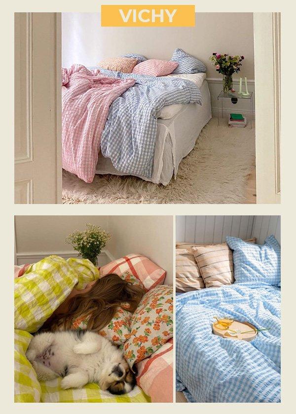 Matilda Djerf, Juna Design - lençóis de cama - melhores lençóis - inverno - street style - https://stealthelook.com.br