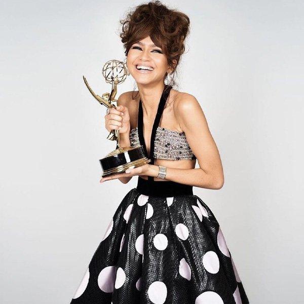 STEAL THE LOOK - Emmy 2020 - Zendaya vence como melhor atriz de série de drama e quebra recorde