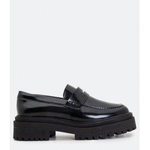 Sapato Feminino Oxford Caixa Alta
