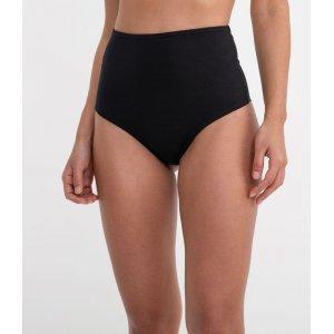 Biquíni Calcinha Hot Pants Texturizada