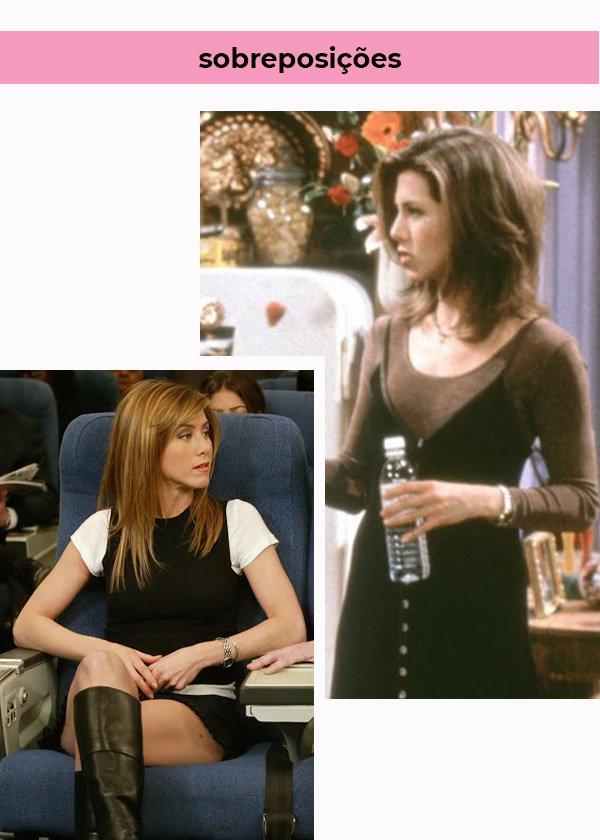 Rachel Green/Jennifer Aniston - rachel de friends - série de tv - verão - street style - https://stealthelook.com.br