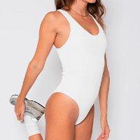 Maiô Sport Branco