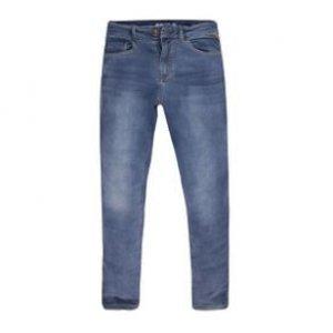 Calça Feminina Jeans Slim Stone Tamanho 34