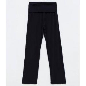 Calça Pantalona Esportiva com Cós Dobrado