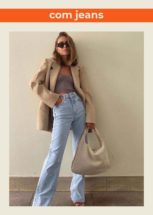 reprodução pinterest - blazer no verão - looks com blazer - verão - street style - https://stealthelook.com.br