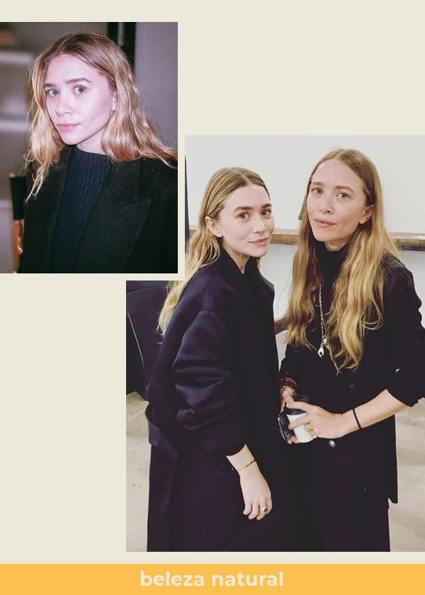 Ashley e Mary-Kate Olsen - gêmeas Olsen - olsen twins - verão - street style - https://stealthelook.com.br