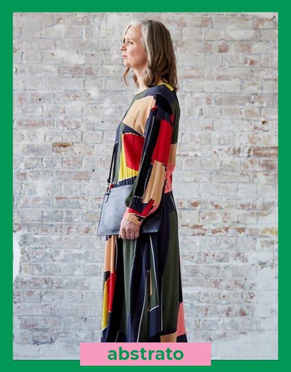 Alyson Walsh - vestidos estampados - estampas - verão - street style - https://stealthelook.com.br