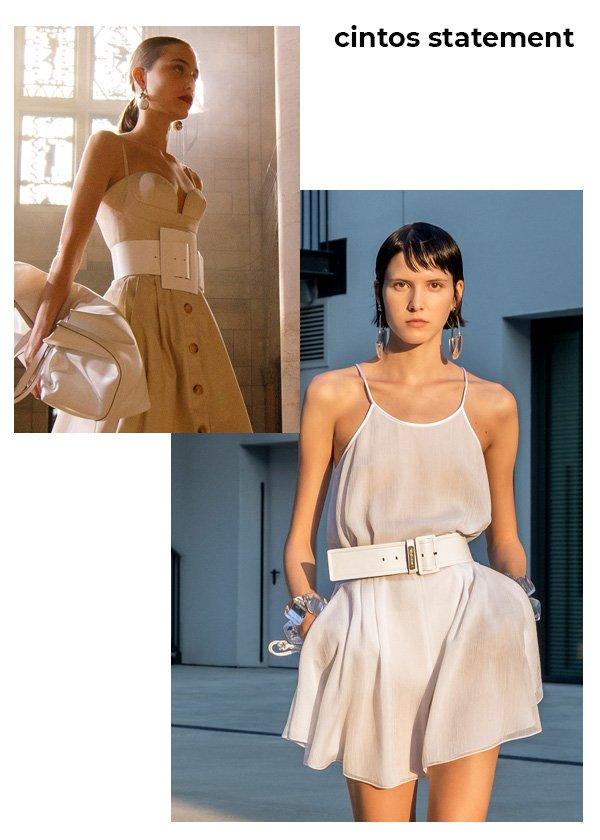 Emporio Armani, Carolina Herrera - semanas de moda - tendências - verão - street style - https://stealthelook.com.br