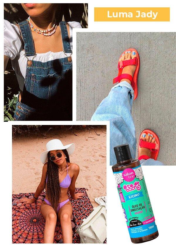 Luma Jady - Verão - Essenciais de verão - Verão - Street Style - https://stealthelook.com.br