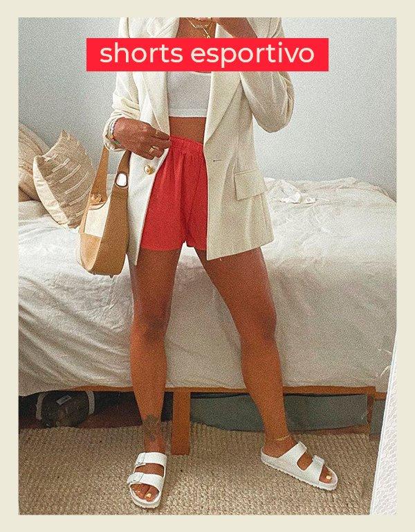 It girls - Short esportivo - Short - Verão - Street Style - https://stealthelook.com.br