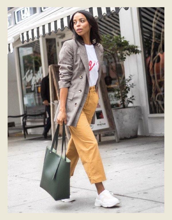 Janelle Marie Lloyd - tênis branco - sapatos - verão - street style - https://stealthelook.com.br