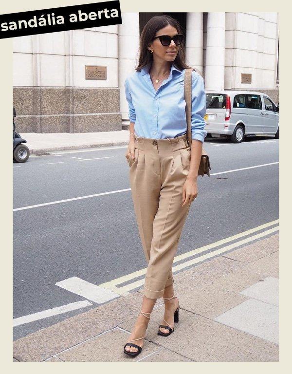 Julia Lundin - look social - roupa social alfaiataria office look - verão - street style - https://stealthelook.com.br