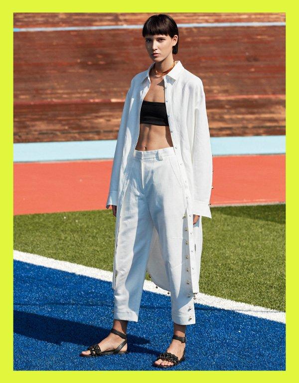 K Krizia Spring 2021 Ready-to-Wear - modelo de biquíni tendência - biquíni - verão - street style - https://stealthelook.com.br