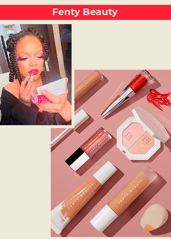 It girls - Fenty Beauty - Sephora - Primavera - Street Style - https://stealthelook.com.br