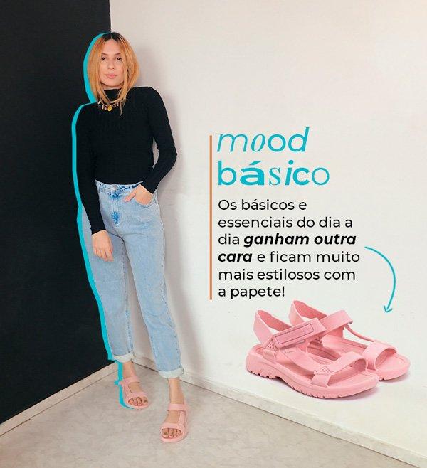 Aline Santos - jeans - papete - verão - em-casa - https://stealthelook.com.br