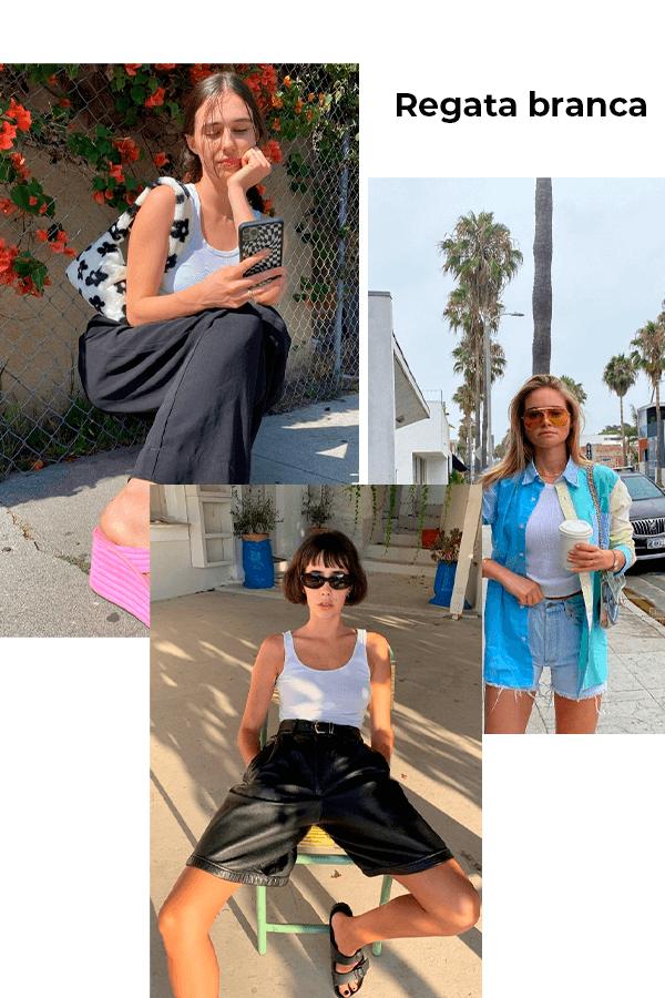 Claire Rose, Debora Spanhol, Devon Carlson  - Regata - Regata Branca  - verão - street style  - https://stealthelook.com.br