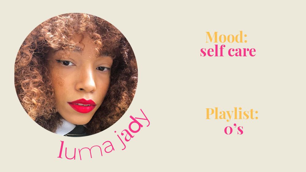 Luma Jady - playlists no spotify -      -     -      - https://stealthelook.com.br