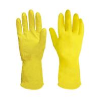 Luvas Multiuso Amarela Pequena Limppano