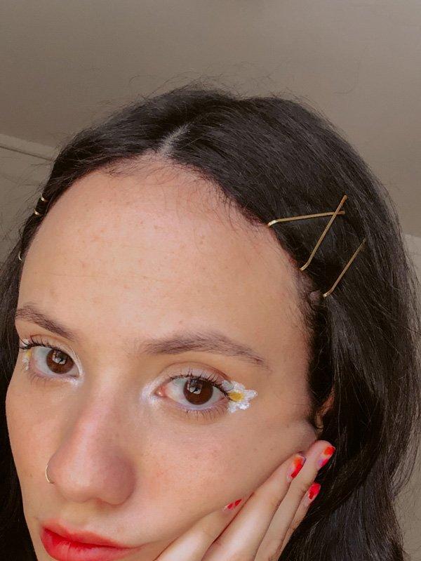Jéssica Menasce - maquiagem - makes-coloridas - verão - em-casa - https://stealthelook.com.br