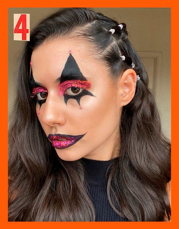 It girls - Maquiagem - Halloween - Primavera - Em casa - https://stealthelook.com.br