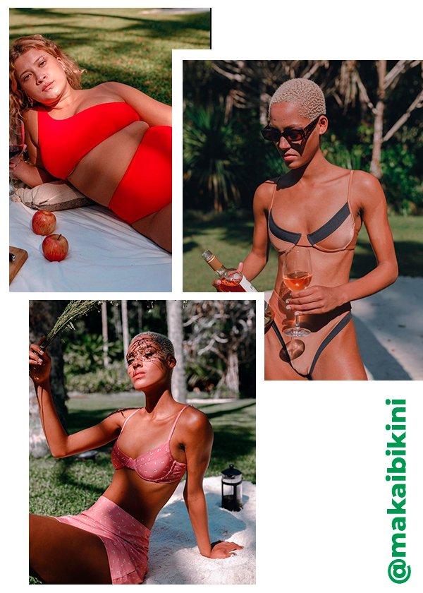 It girls - Biquíni - Marcas brasileiras - Verão - Street Style - https://stealthelook.com.br