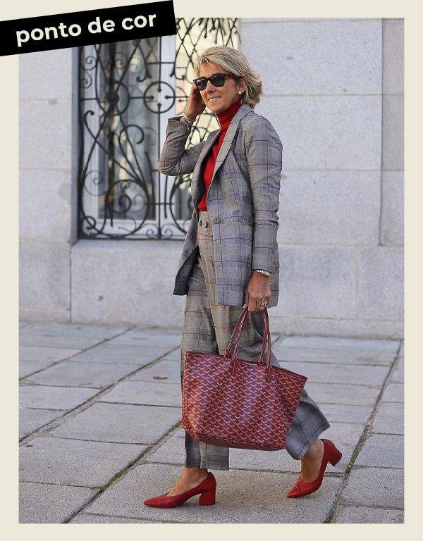 Margarita Argüelles - look social - look de trabalho social alfaiataria - verão - street style - https://stealthelook.com.br