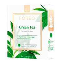 KIT DE MÁSCARAS FACIAIS UFO GREEN TEA