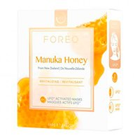 KIT DE MÁSCARAS FACIAIS UFO MANUKA HONEY