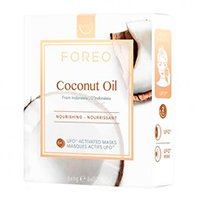 KIT DE MÁSCARAS FACIAIS UFO COCONUT OIL