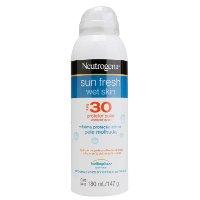 Protetor Solar Neutrogena Sun Fresh Mousse Efervescente FPS60 - 200ml