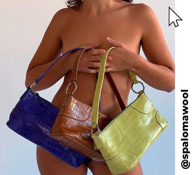 It girls - Paloma Wool - Perfis do instagram - Primavera - Street Style - https://stealthelook.com.br