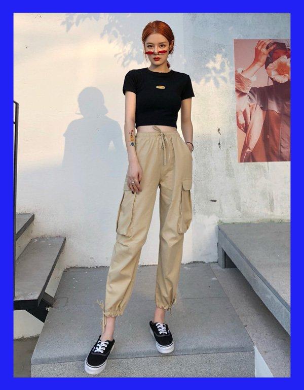 pinterest - como usar calça jogger - calça jogger - verão - street style - https://stealthelook.com.br